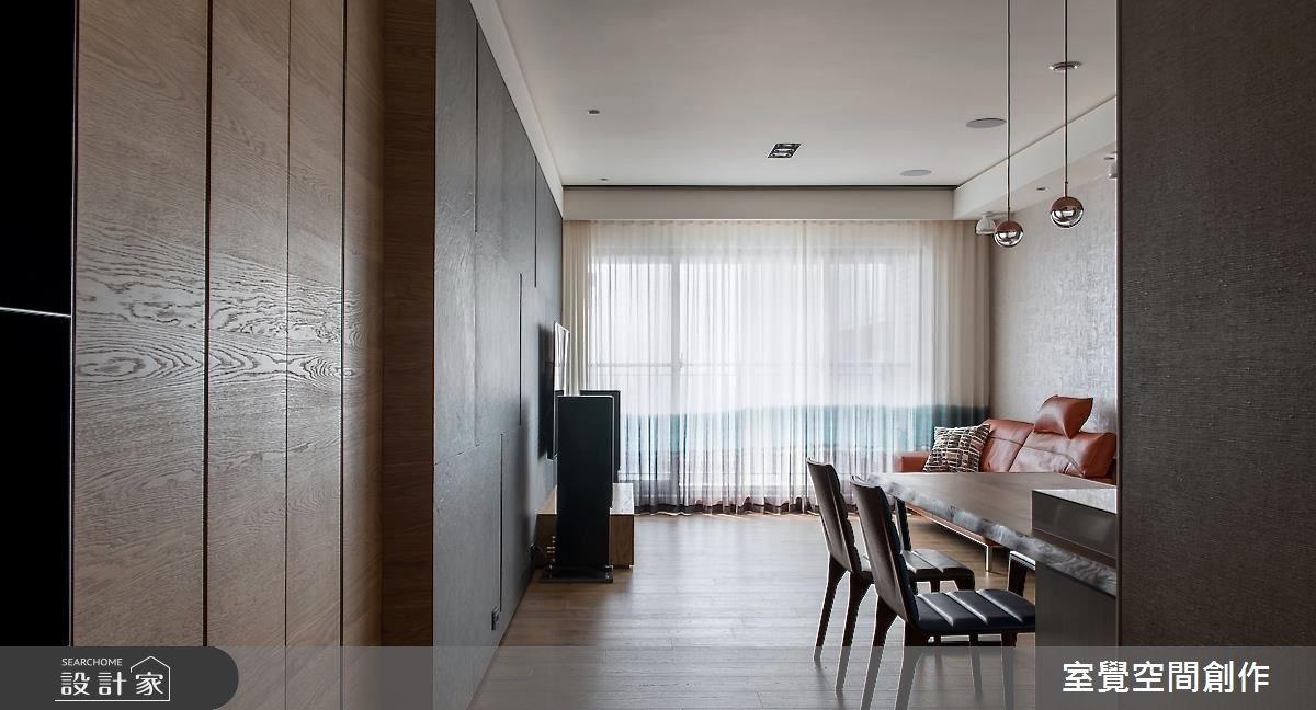 20坪新成屋(5年以下)_現代風餐廳案例圖片_室覺空間創作_室覺_18之1