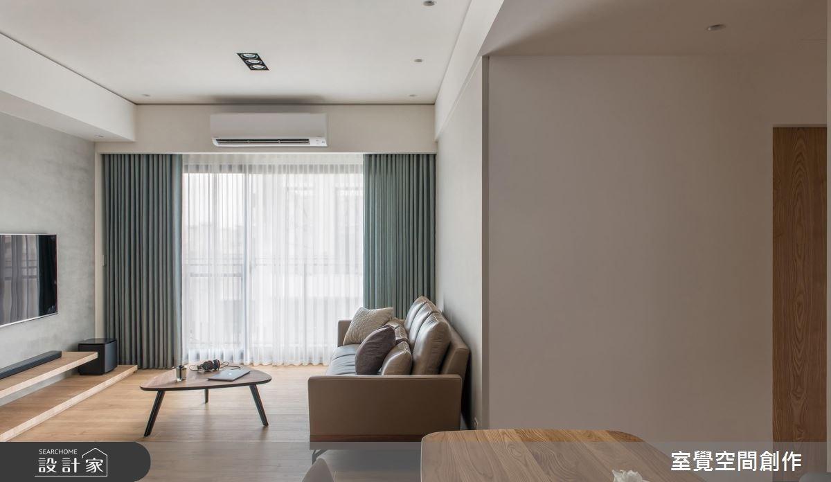 18坪新成屋(5年以下)_現代風客廳案例圖片_室覺空間創作_室覺_22之4