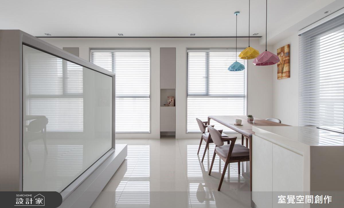 40坪新成屋(5年以下)_現代風餐廳案例圖片_室覺空間創作_室覺_24之4