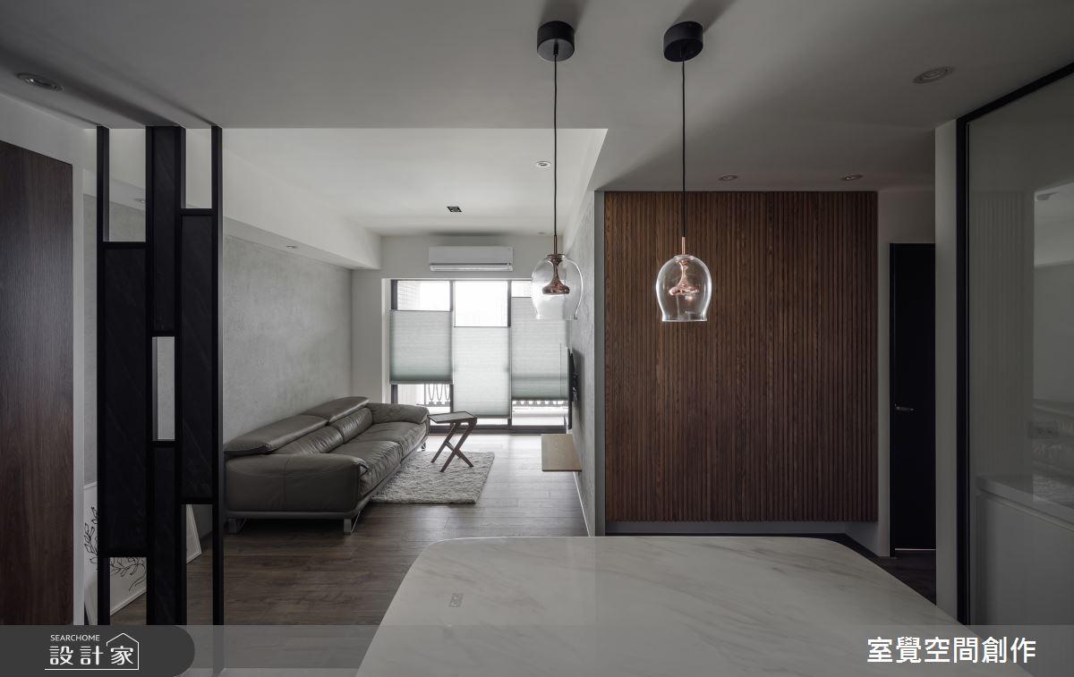 15坪新成屋(5年以下)_現代風客廳餐廳案例圖片_室覺空間創作_室覺_31之3