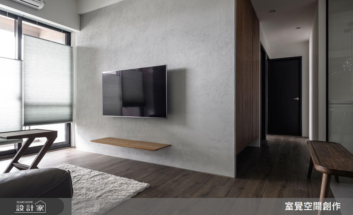 15坪新成屋(5年以下)_現代風客廳案例圖片_室覺空間創作_室覺_31之4