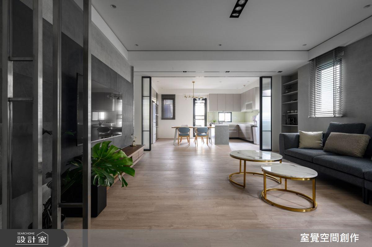 30坪新成屋(5年以下)_現代風案例圖片_室覺空間創作_室覺_35之3