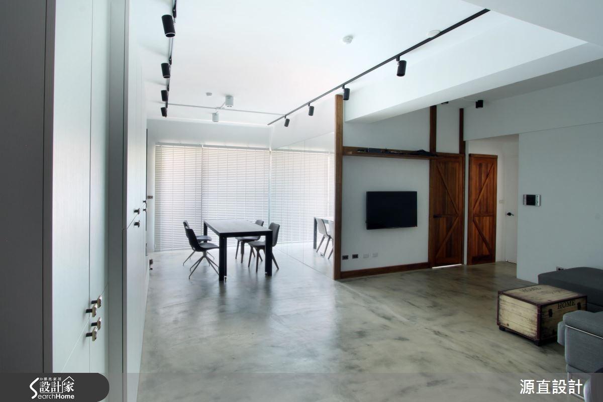 43坪預售屋_混搭風案例圖片_源直聯合設計事務所_源直_04之2