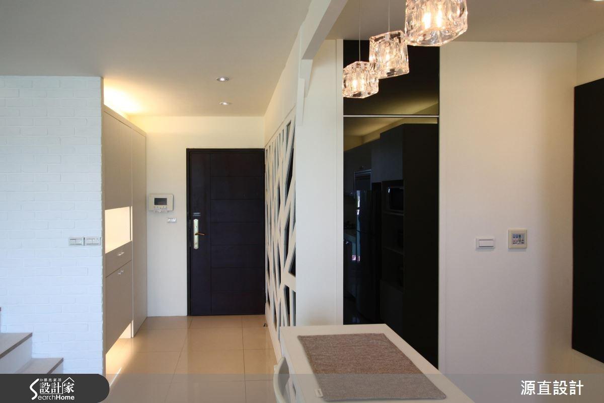 18坪新成屋(5年以下)_現代風案例圖片_源直聯合設計事務所_源直_05之1
