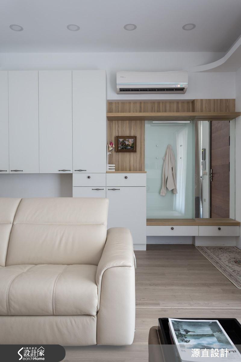 100坪新成屋(5年以下)_北歐風客廳案例圖片_源直聯合設計事務所_源直_07之5
