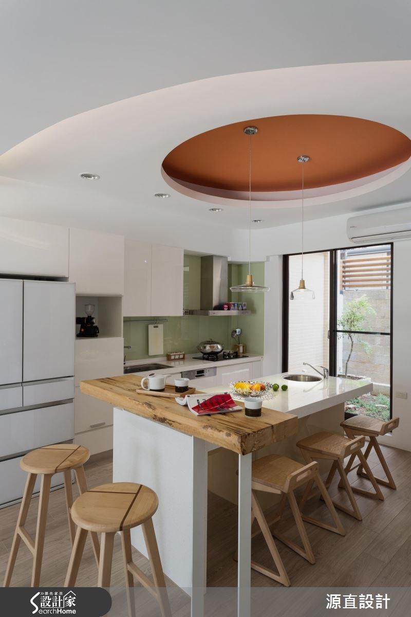 100坪新成屋(5年以下)_北歐風餐廳案例圖片_源直聯合設計事務所_源直_07之7