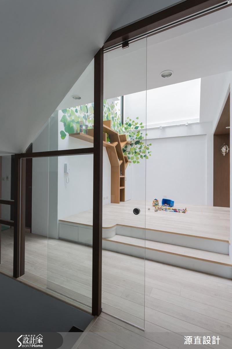 100坪新成屋(5年以下)_北歐風和室案例圖片_源直聯合設計事務所_源直_07之10