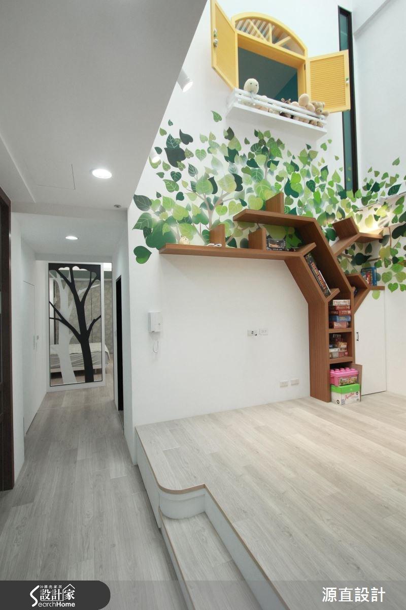100坪新成屋(5年以下)_北歐風和室案例圖片_源直聯合設計事務所_源直_07之12