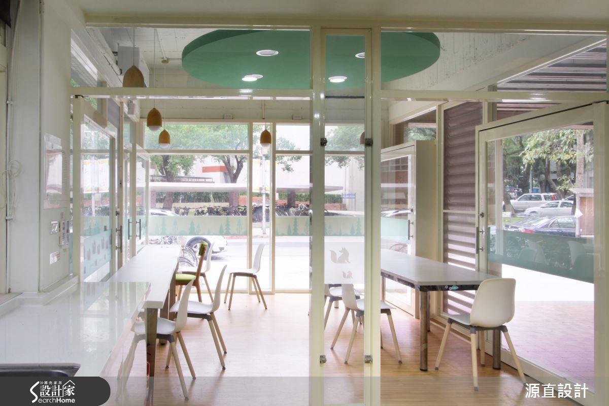 200坪_北歐風商業空間案例圖片_源直聯合設計事務所_源直_08之5