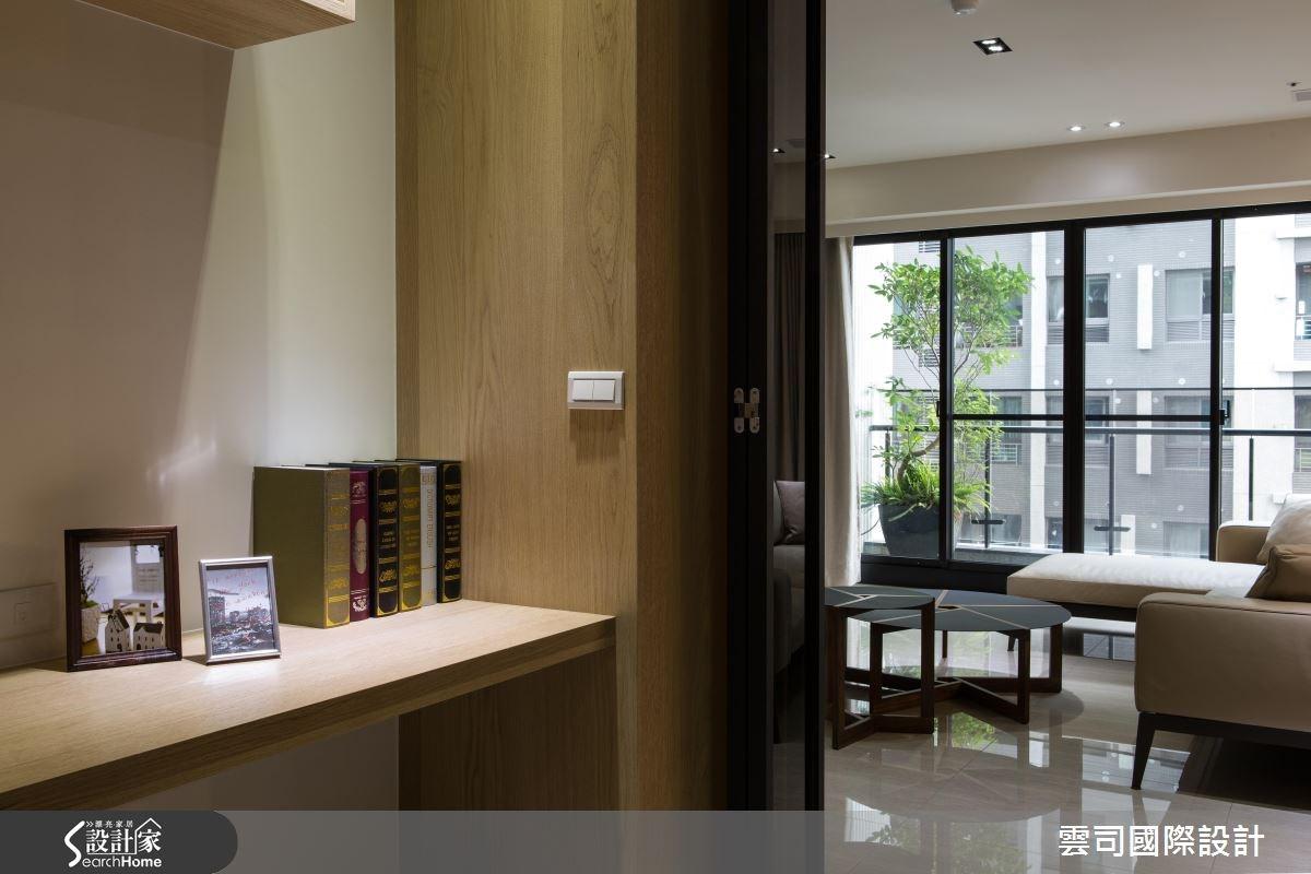 24坪新成屋(5年以下)_北歐風案例圖片_雲司國際設計_雲司_01之10