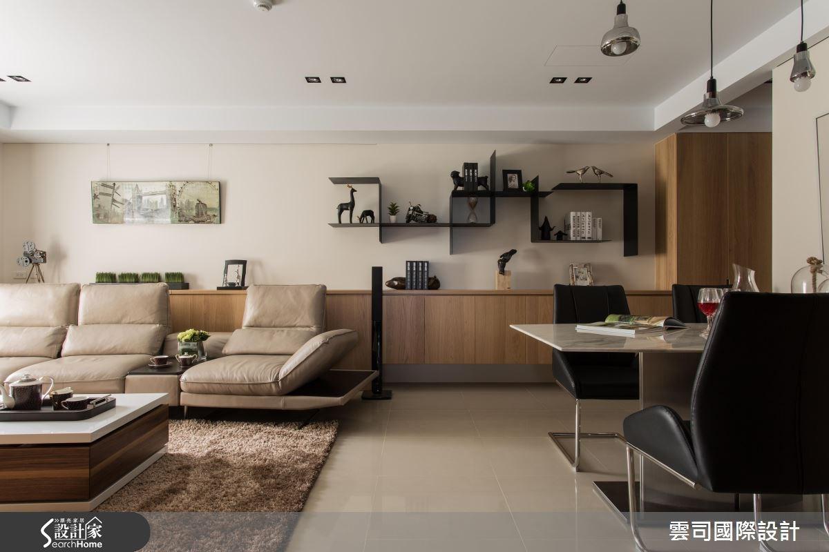 29坪新成屋(5年以下)_北歐風案例圖片_雲司國際設計_雲司_03之3