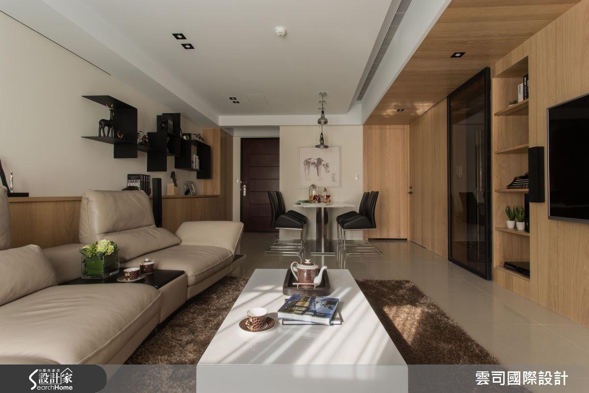 29坪新成屋(5年以下)_北歐風案例圖片_雲司國際設計_雲司_03之4