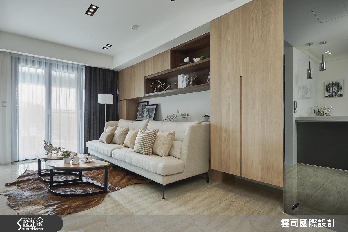 12坪新成屋(5年以下)_北歐風案例圖片_雲司國際設計_雲司_05之2