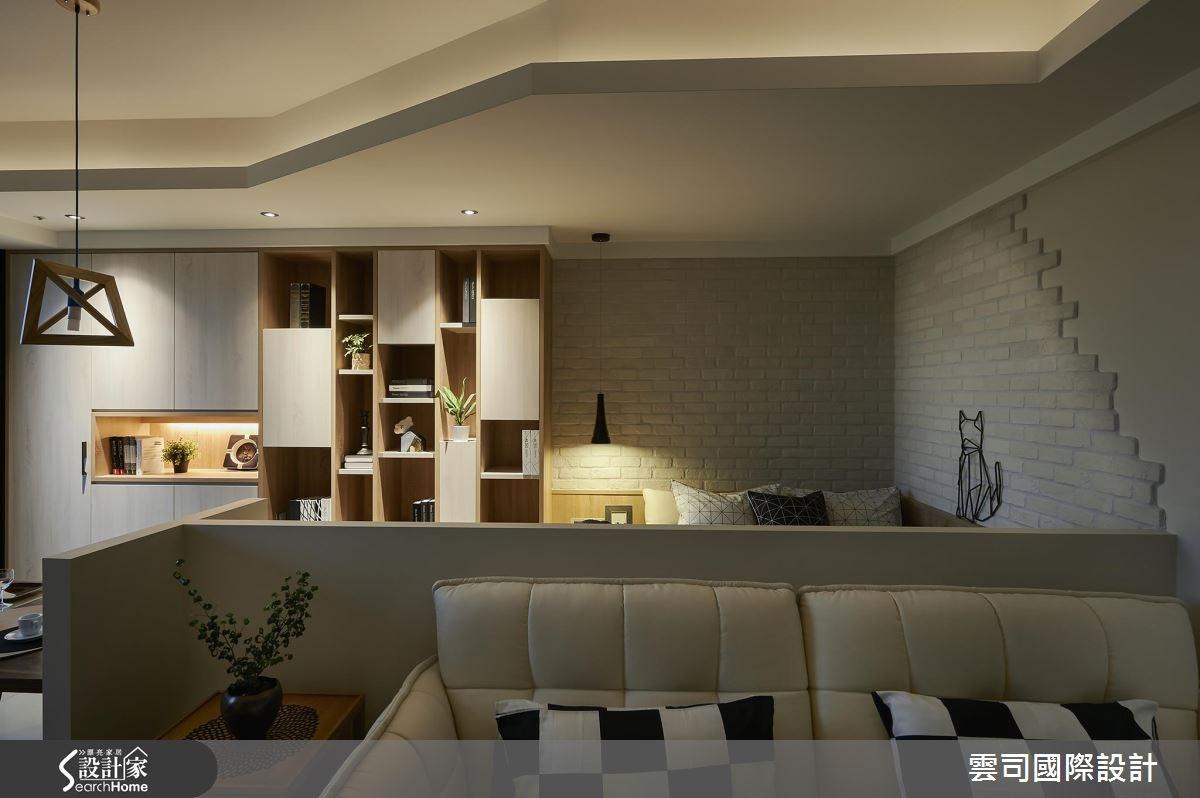 11坪新成屋(5年以下)_北歐風案例圖片_雲司國際設計_雲司_08之3