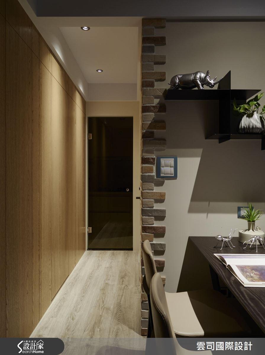 10坪新成屋(5年以下)_北歐風案例圖片_雲司國際設計_雲司_10之3