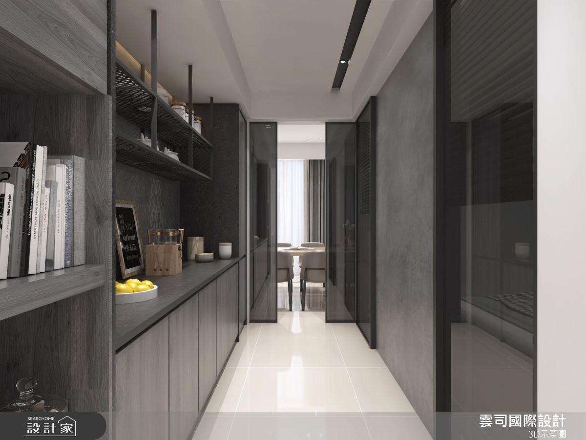11坪新成屋(5年以下)_現代風案例圖片_雲司國際設計_雲司_12之4