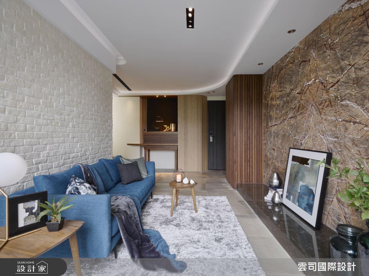 25坪新成屋(5年以下)_混搭風案例圖片_雲司國際設計_雲司_13之4