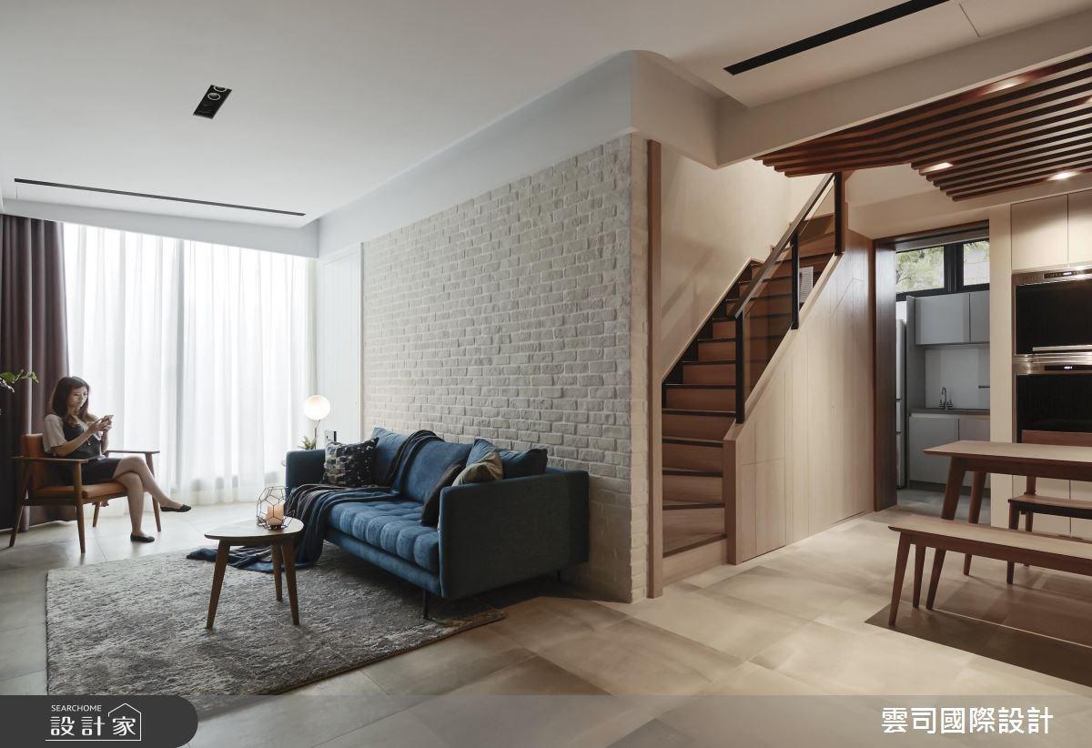 25坪新成屋(5年以下)_混搭風案例圖片_雲司國際設計_雲司_13之8