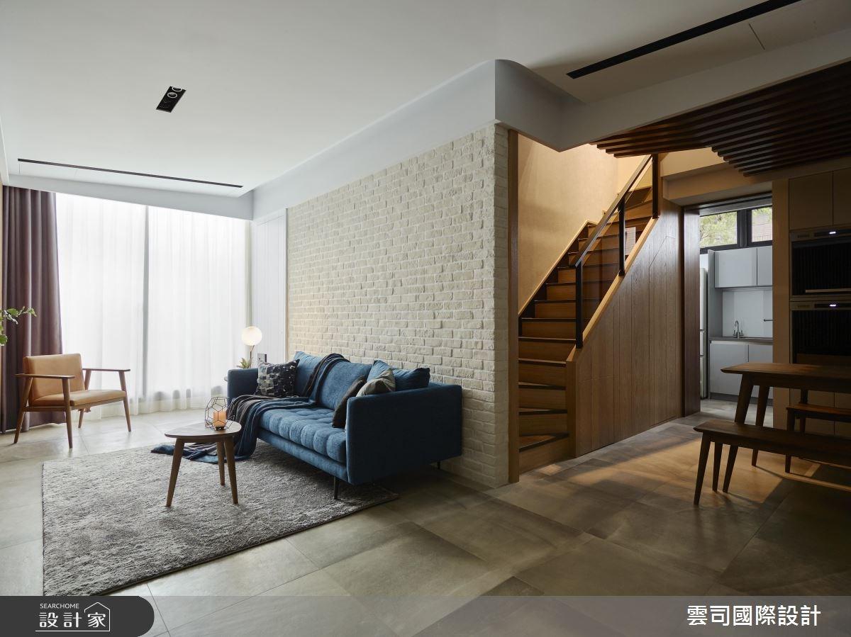 25坪新成屋(5年以下)_混搭風案例圖片_雲司國際設計_雲司_13之9
