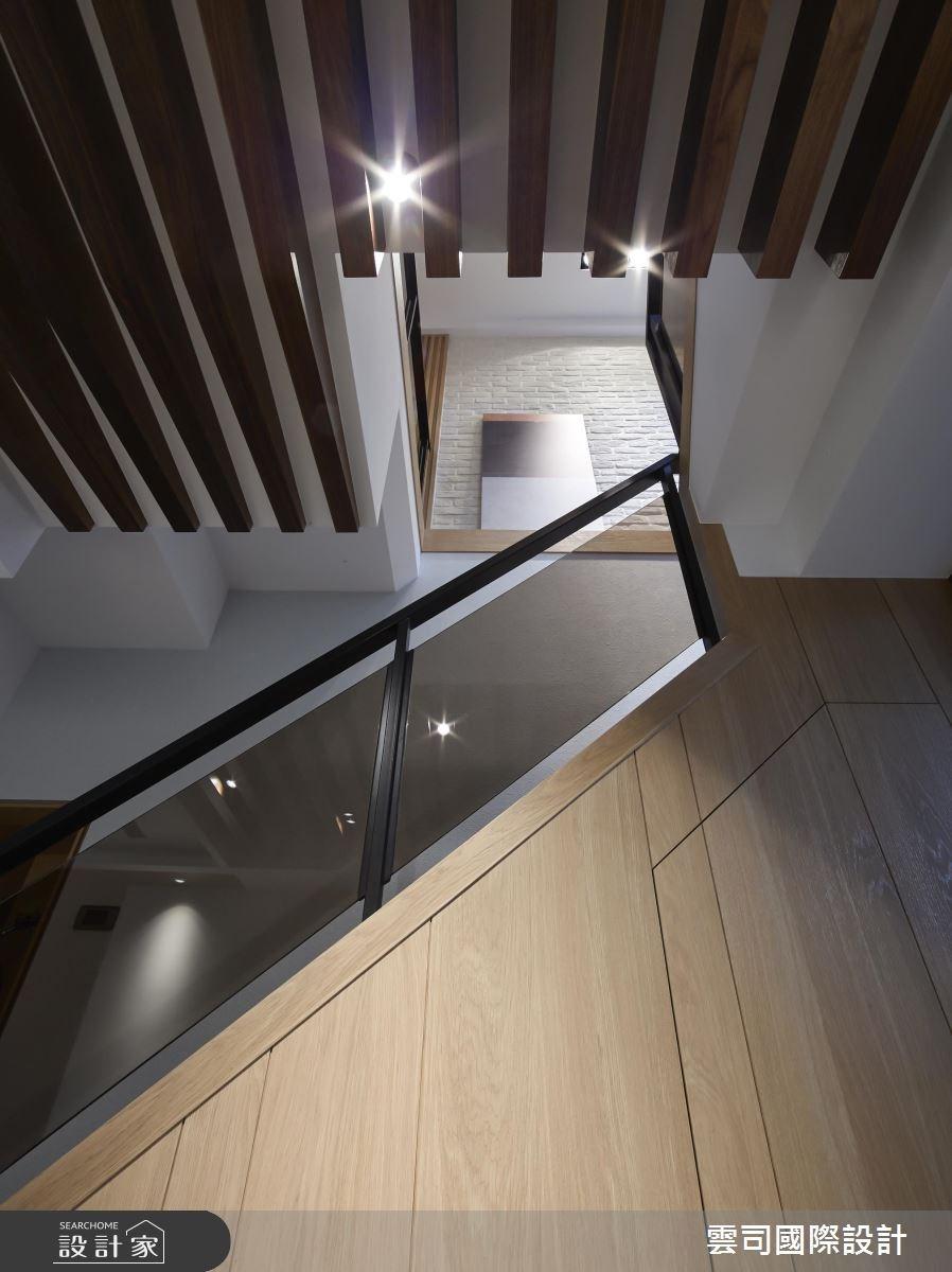 25坪新成屋(5年以下)_混搭風案例圖片_雲司國際設計_雲司_13之13