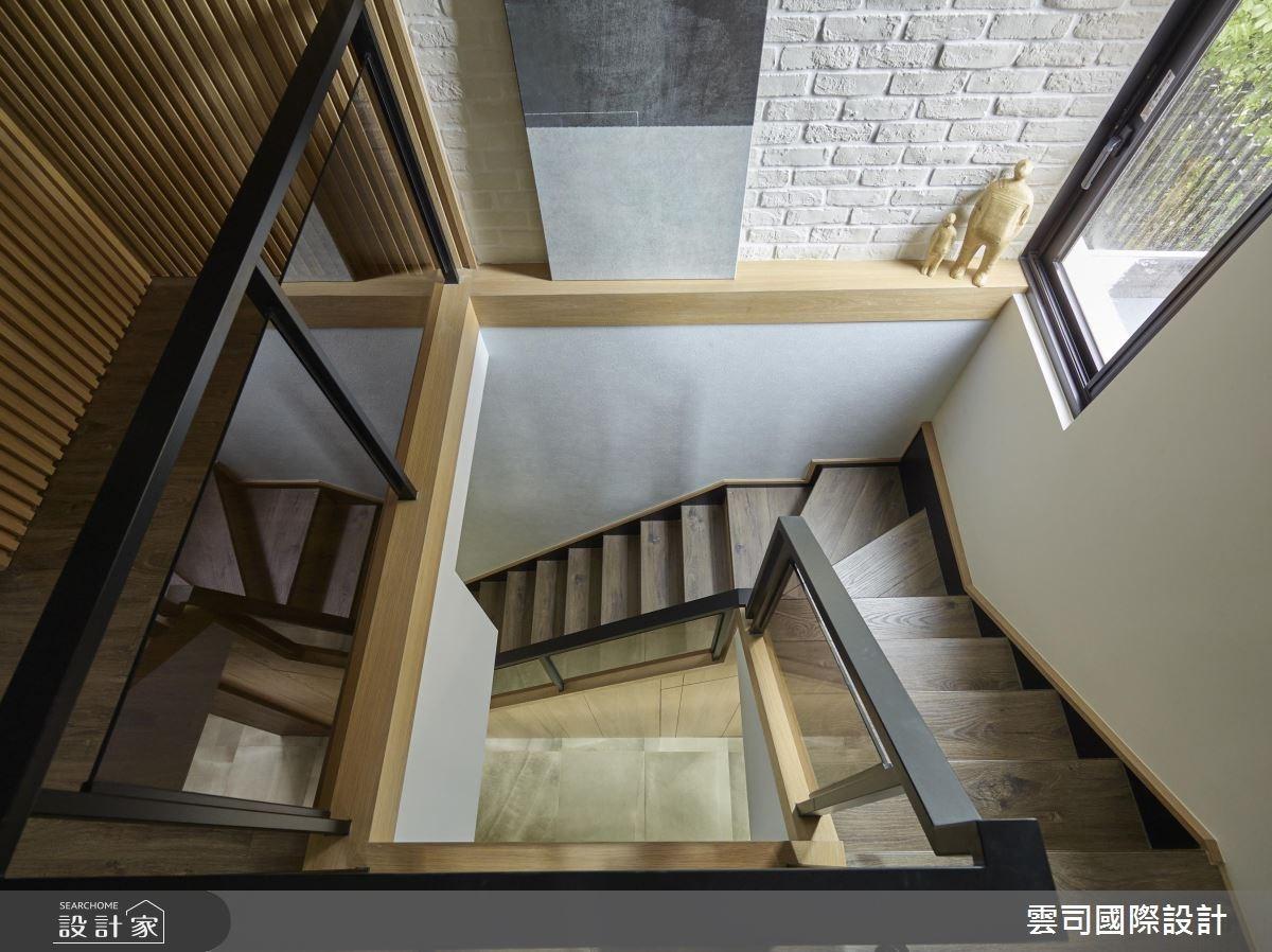 25坪新成屋(5年以下)_混搭風案例圖片_雲司國際設計_雲司_13之15