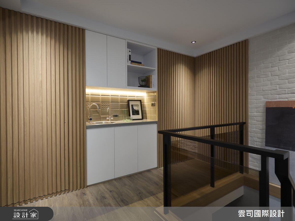 25坪新成屋(5年以下)_混搭風案例圖片_雲司國際設計_雲司_13之16