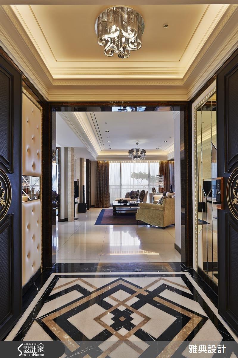90坪新成屋(5年以下)_新古典案例圖片_雅典設計工程有限公司_雅典_03之2