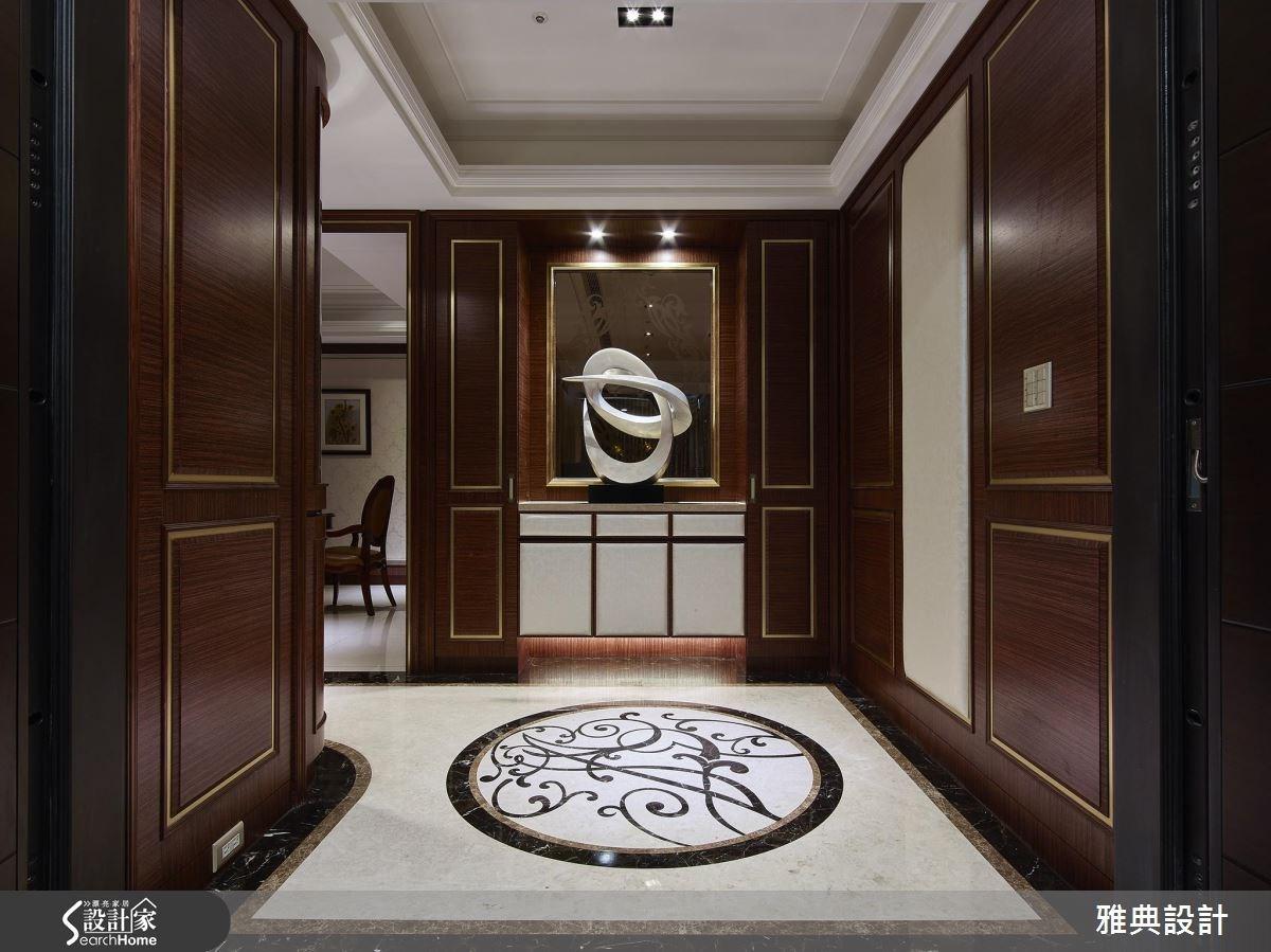 90坪新成屋(5年以下)_新古典案例圖片_雅典設計工程有限公司_雅典_05之1