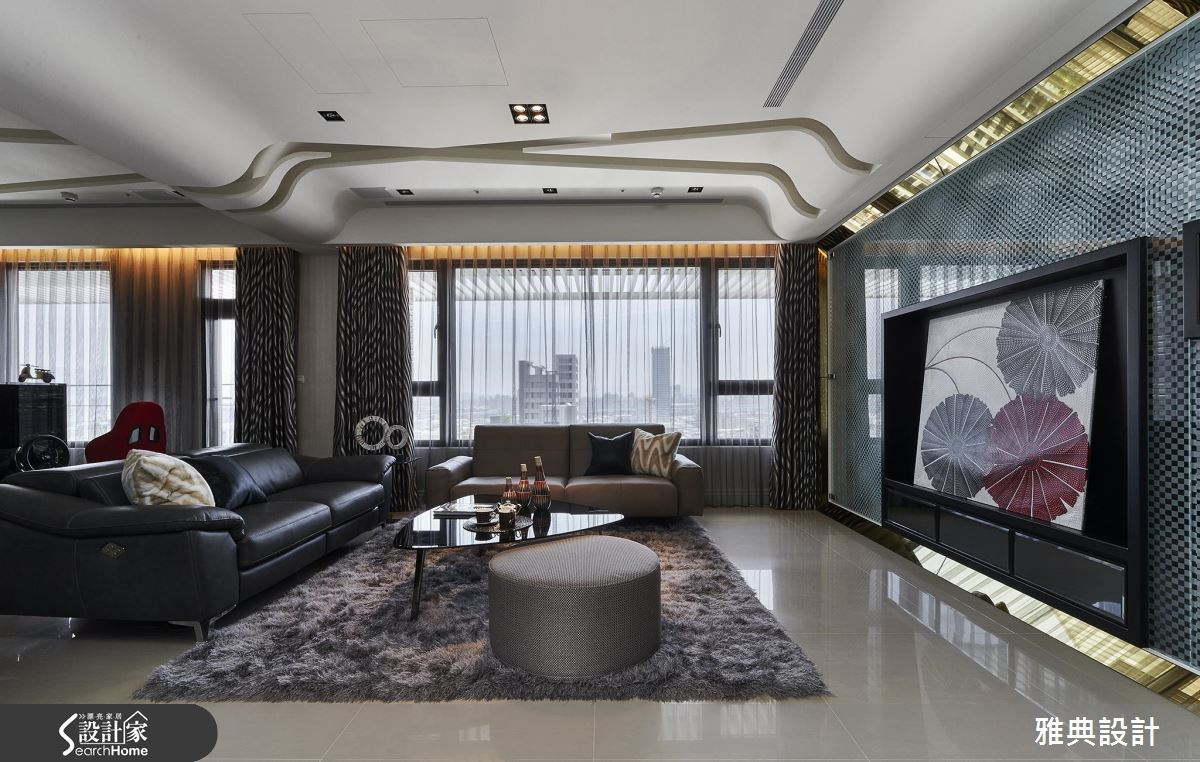 65坪新成屋(5年以下)_現代風案例圖片_雅典設計工程有限公司_雅典_08之1