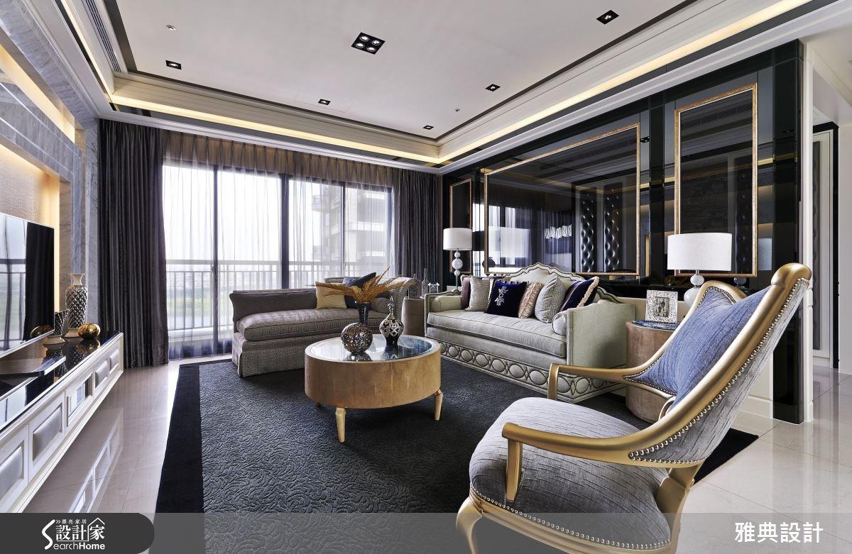 71坪預售屋_奢華風案例圖片_雅典設計工程有限公司_雅典_11之3
