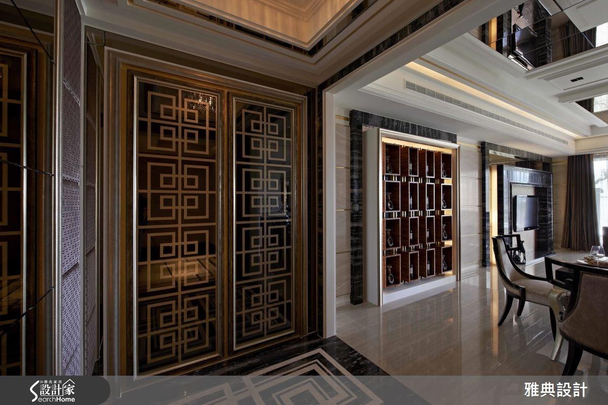 83坪預售屋_新中式風案例圖片_雅典設計工程有限公司_雅典_12之3