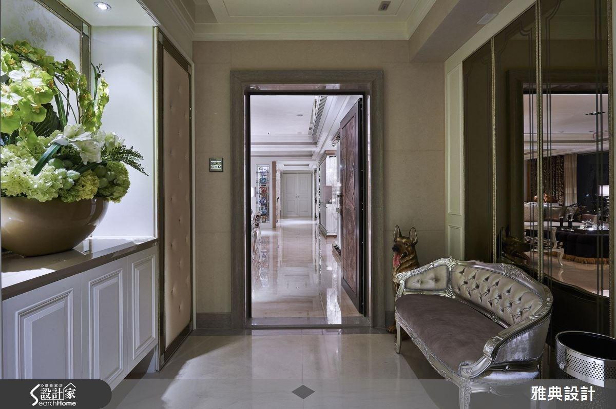 118坪新成屋(5年以下)_新古典案例圖片_雅典設計工程有限公司_雅典_13之3