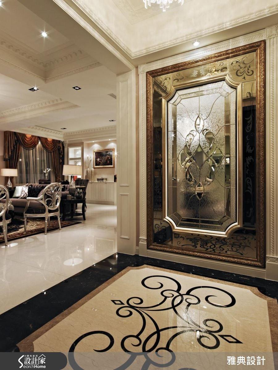 80坪新成屋(5年以下)_新古典案例圖片_雅典設計工程有限公司_雅典_18之3