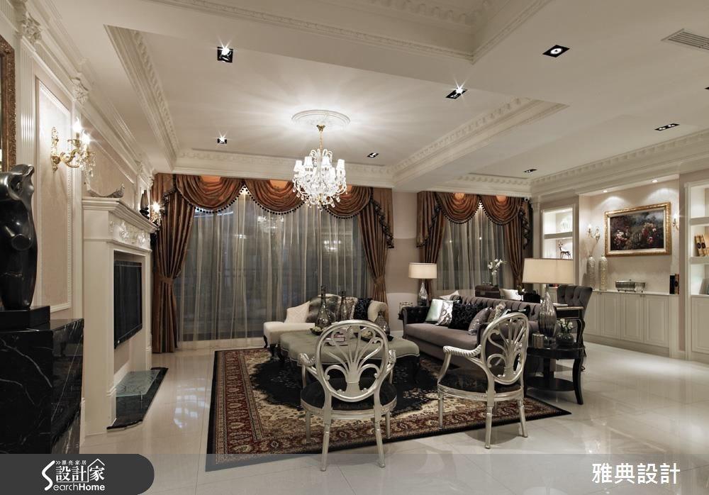 80坪新成屋(5年以下)_新古典案例圖片_雅典設計工程有限公司_雅典_18之4
