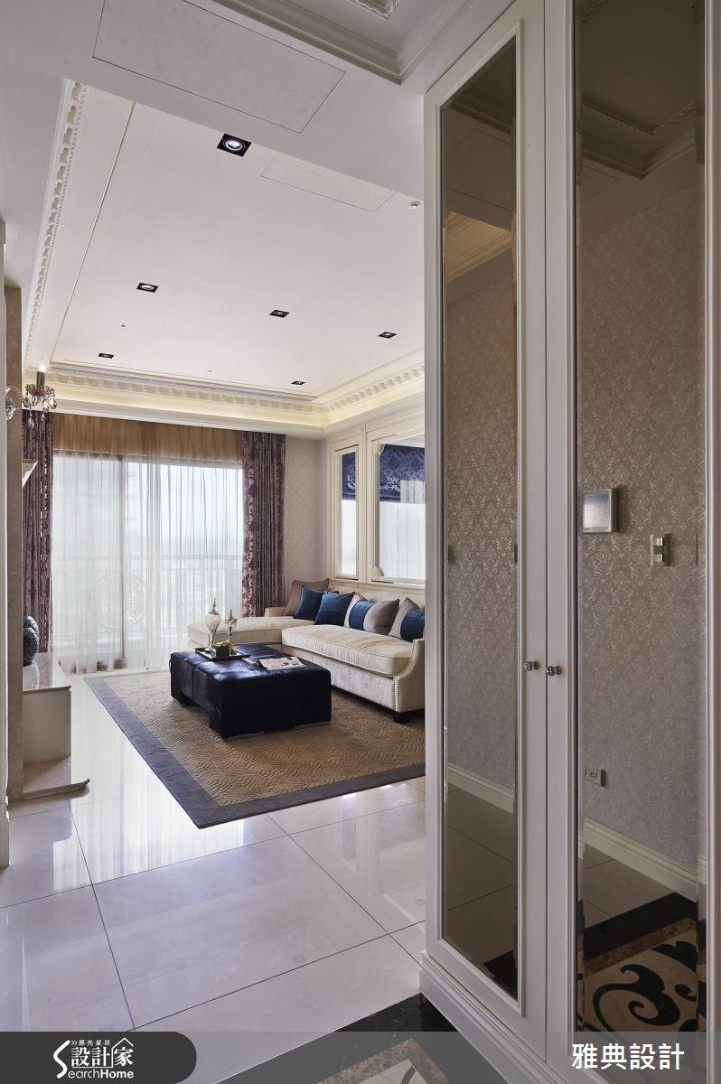 50坪新成屋(5年以下)_新古典案例圖片_雅典設計工程有限公司_雅典_20之4