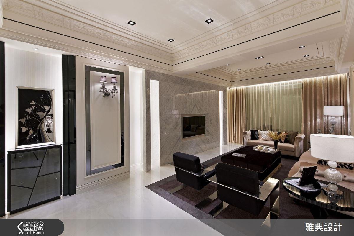 65坪新成屋(5年以下)_新古典案例圖片_雅典設計工程有限公司_雅典_21之4