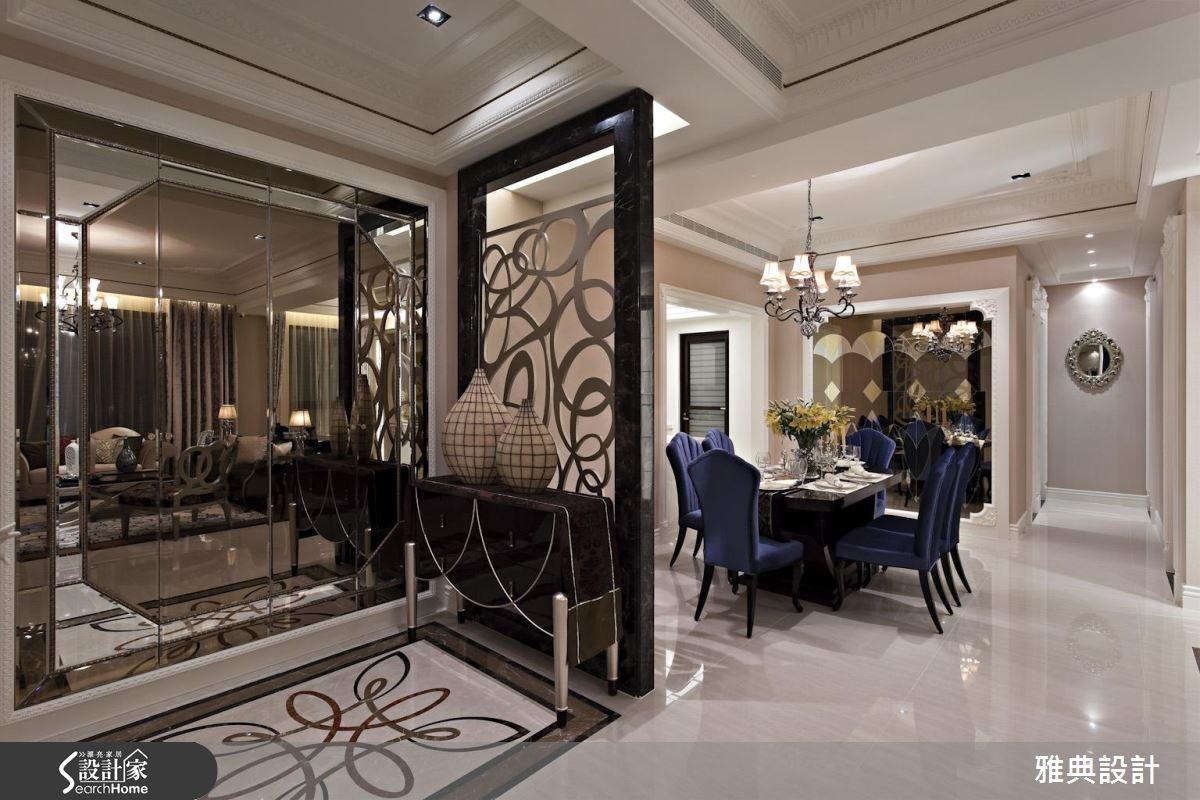 70坪新成屋(5年以下)_新古典案例圖片_雅典設計工程有限公司_雅典_23之3