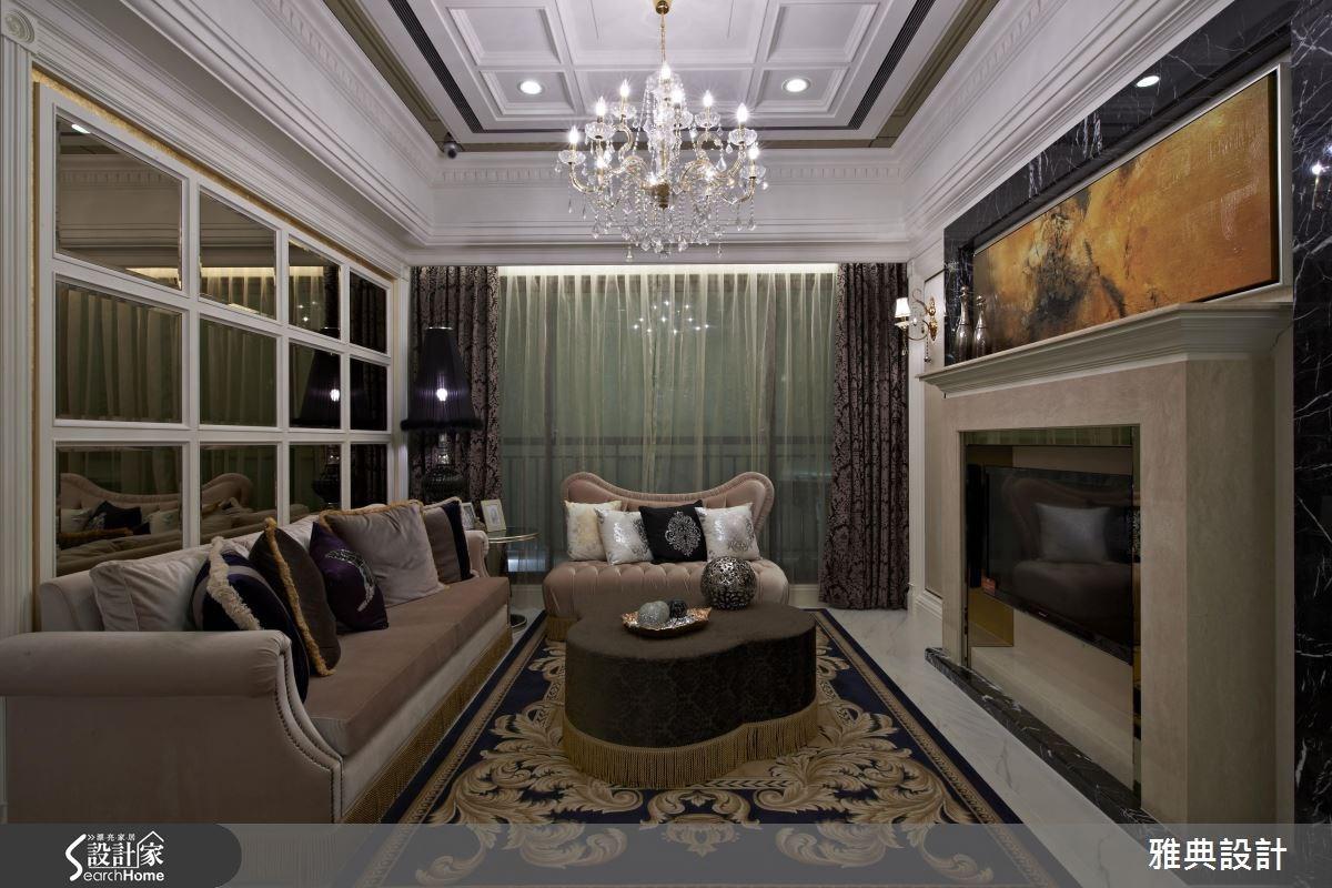60坪新成屋(5年以下)_新古典案例圖片_雅典設計工程有限公司_雅典_24之3