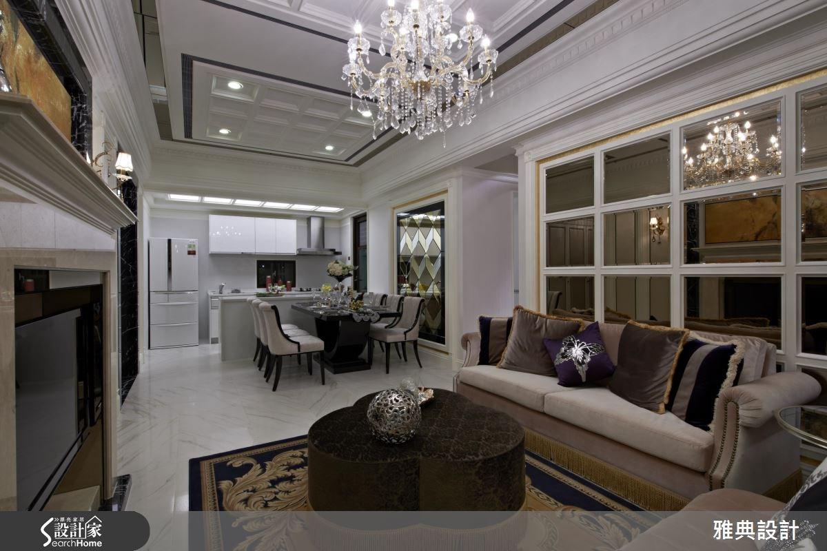 60坪新成屋(5年以下)_新古典案例圖片_雅典設計工程有限公司_雅典_24之4