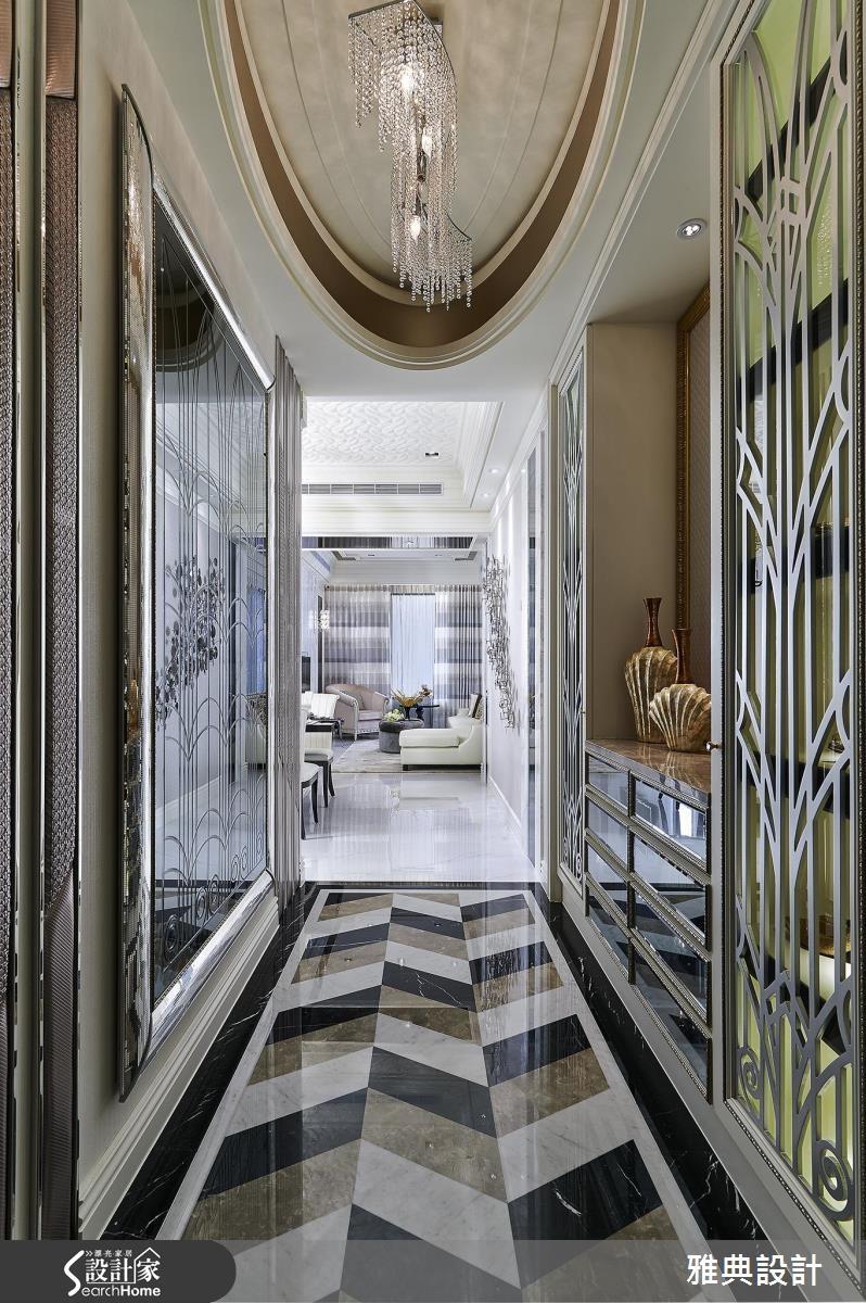 48坪新成屋(5年以下)_奢華風案例圖片_雅典設計工程有限公司_雅典_25之1
