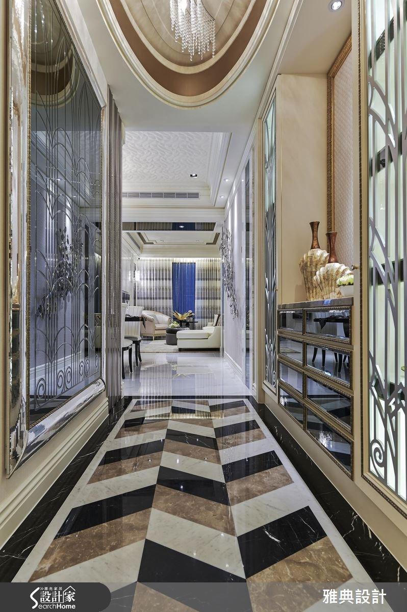 48坪新成屋(5年以下)_奢華風案例圖片_雅典設計工程有限公司_雅典_25之2