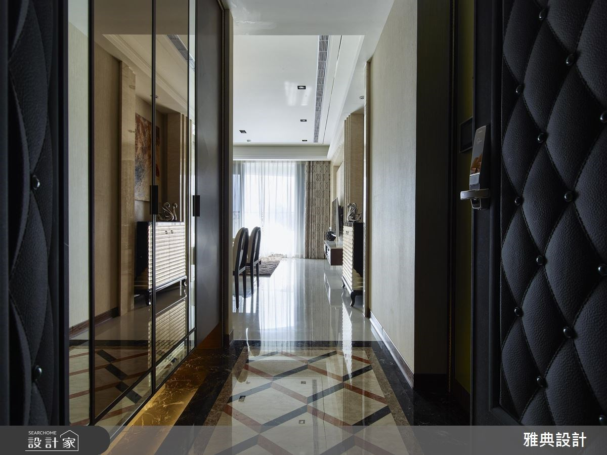 45坪新成屋(5年以下)_新古典案例圖片_雅典設計工程有限公司_雅典_27之2