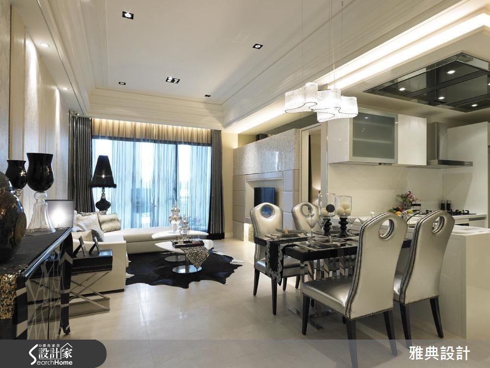 35坪新成屋(5年以下)_現代風客廳案例圖片_雅典設計工程有限公司_雅典_28之3