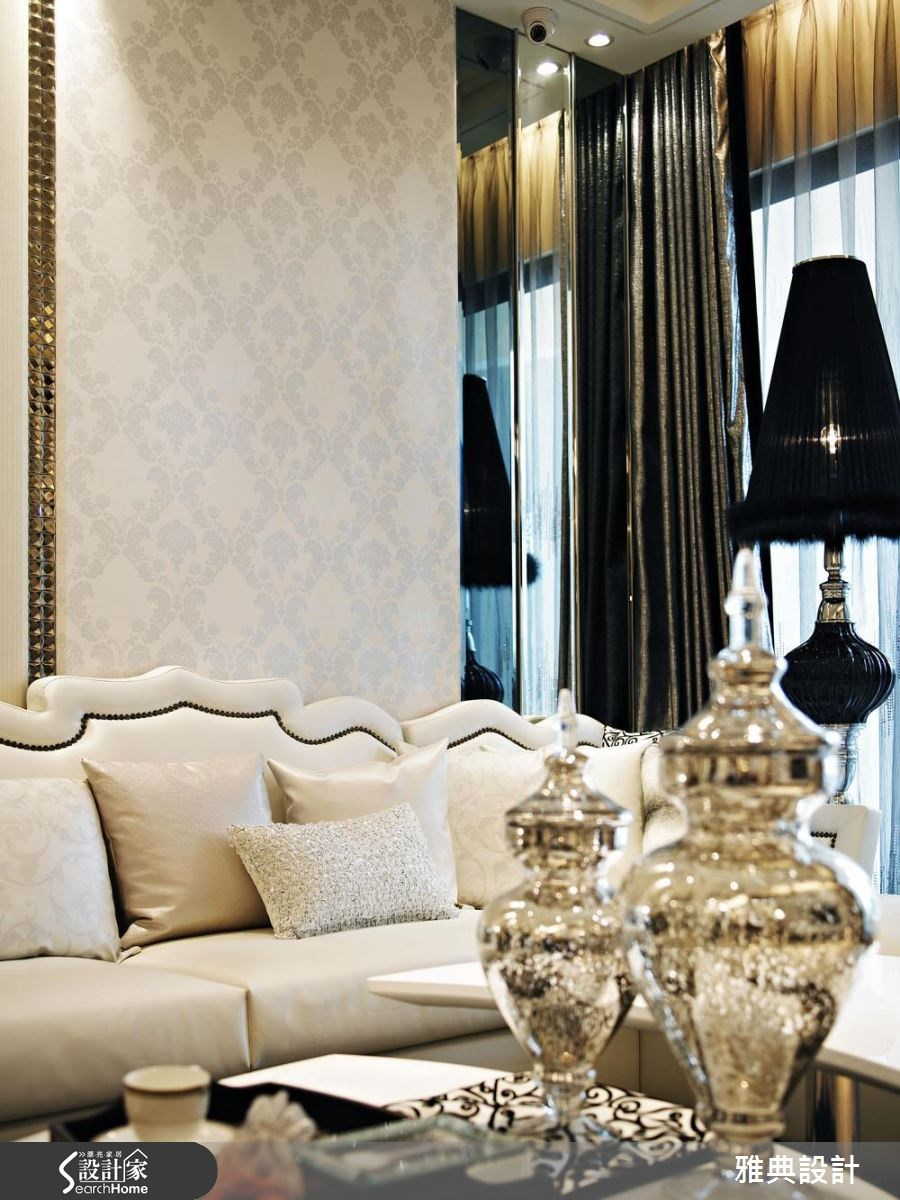 35坪新成屋(5年以下)_現代風客廳案例圖片_雅典設計工程有限公司_雅典_28之6