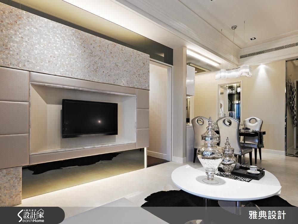 35坪新成屋(5年以下)_現代風客廳案例圖片_雅典設計工程有限公司_雅典_28之9