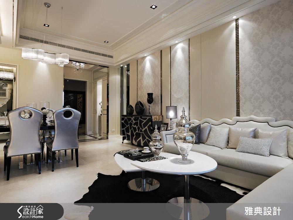 35坪新成屋(5年以下)_現代風客廳案例圖片_雅典設計工程有限公司_雅典_28之10