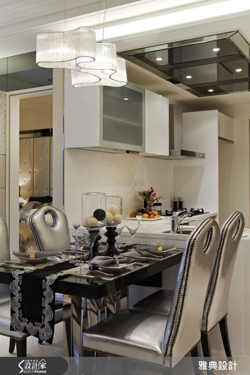 35坪新成屋(5年以下)_現代風餐廳案例圖片_雅典設計工程有限公司_雅典_28之11