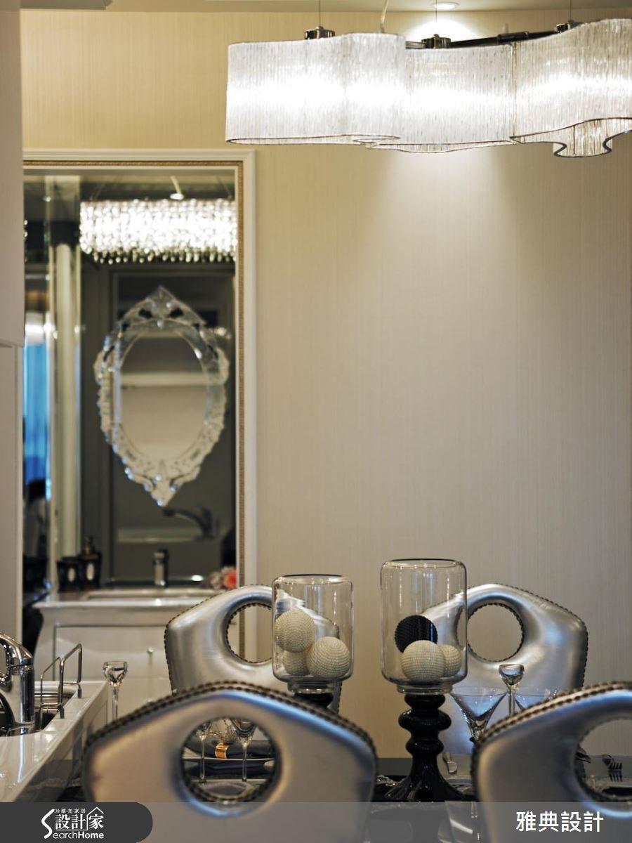 35坪新成屋(5年以下)_現代風餐廳案例圖片_雅典設計工程有限公司_雅典_28之12