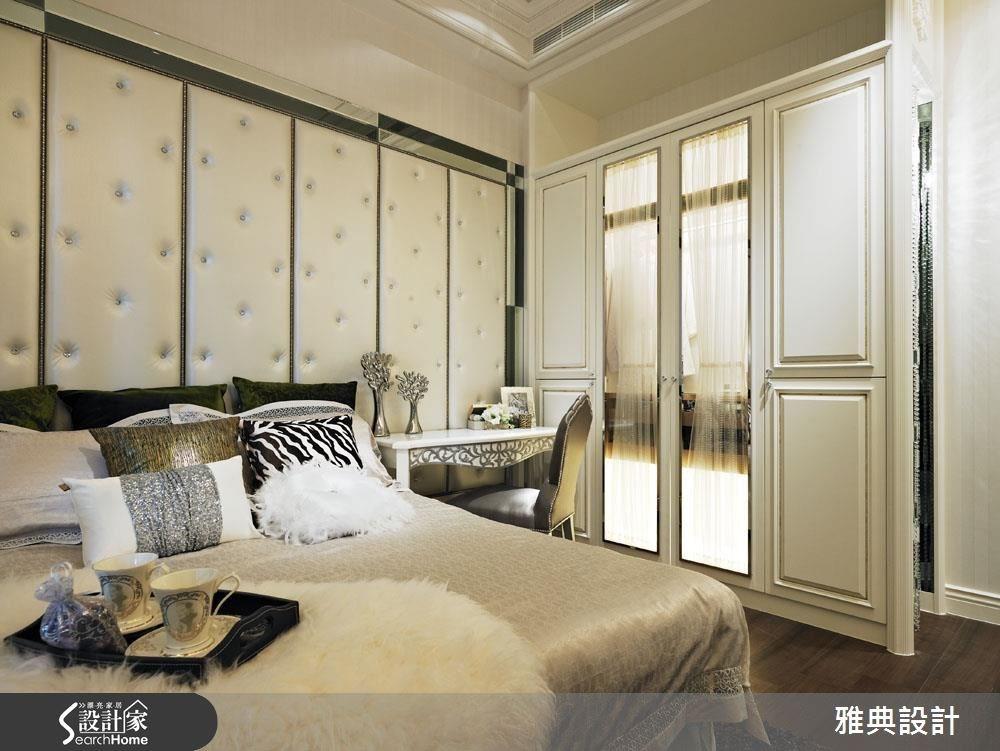 35坪新成屋(5年以下)_現代風臥室案例圖片_雅典設計工程有限公司_雅典_28之18