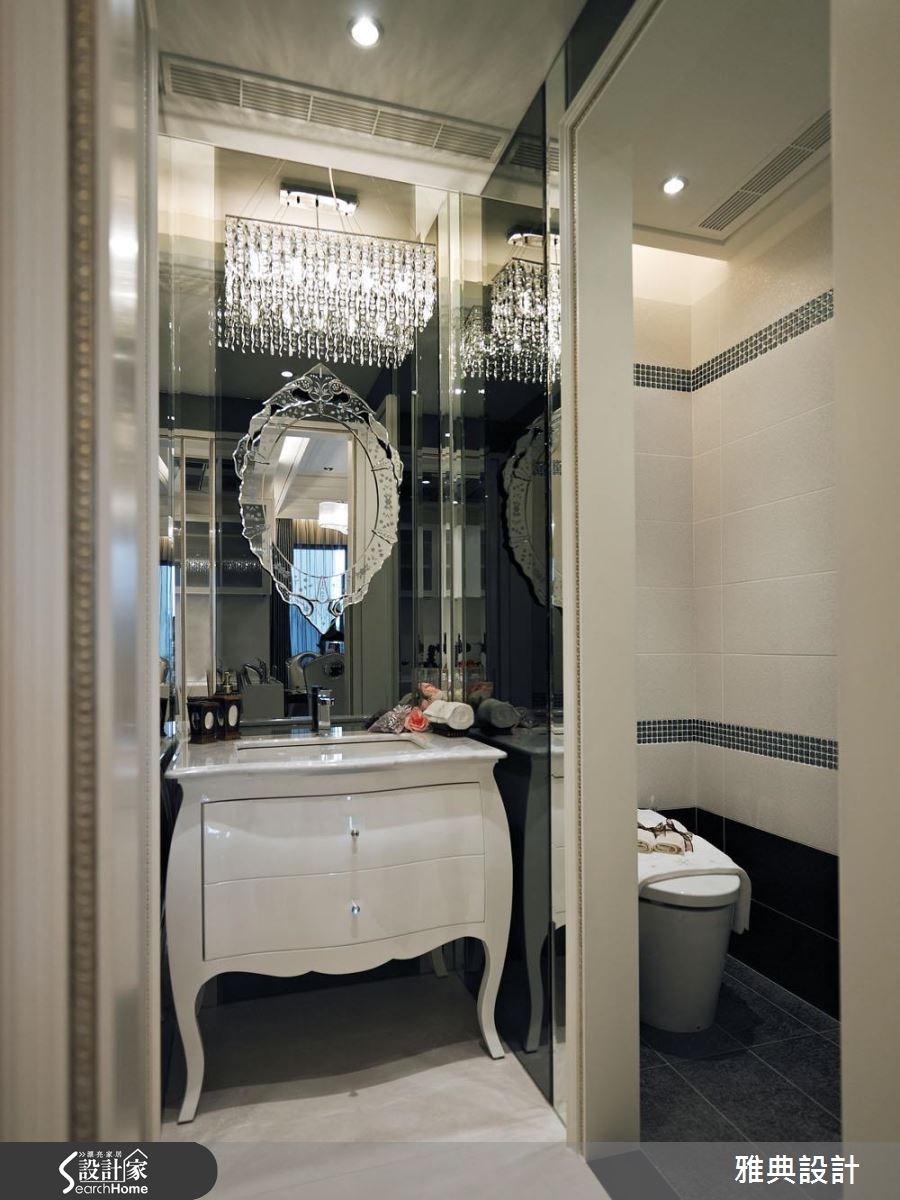 35坪新成屋(5年以下)_現代風浴室案例圖片_雅典設計工程有限公司_雅典_28之21